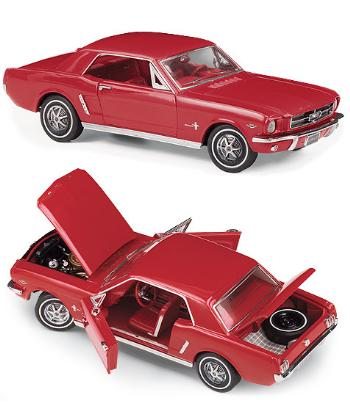 1965 Ford Mustang 45th Anniversary Edition - Limit