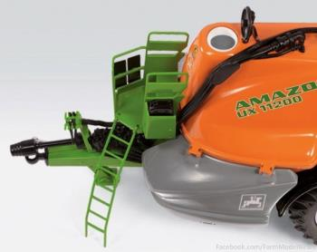 Amazone Crop protection sprayer UX 11200-1