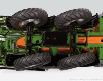Amazone Crop protection sprayer UX 11200-3