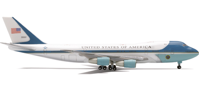 Boeing 747-200 United States Air Force One