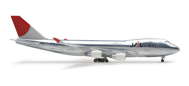 Boeing 747-400F JAL Cargo