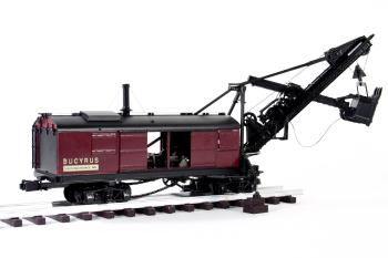 Bucyrus Steam Shovel -3