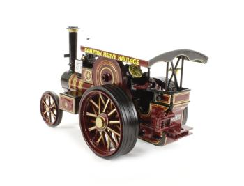 Burrell Road Locomotive Short Roof, Lord Nelson, -0