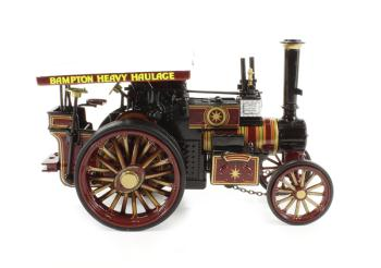 Burrell Road Locomotive Short Roof, Lord Nelson, -1