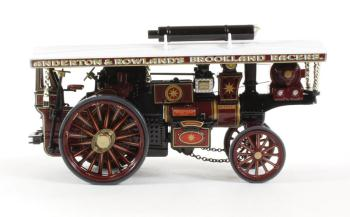 Burrell Showmans - Dragon, Brookland Racers-1
