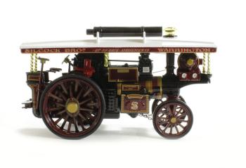 Burrell Showmans, The Bailie, Silcock Bros,-1