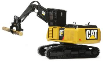 CAT 568 LL Log Loader-0