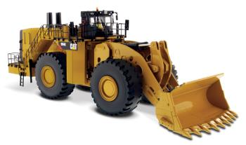 Cat 994K Wheel Loader w/ Rock Bucket