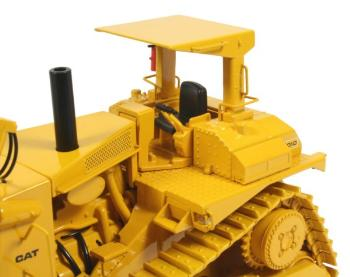 CAT D10 Track-Type Tractor w/ push blade-3