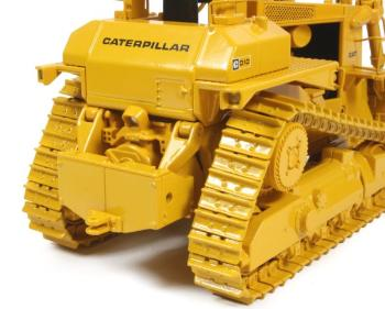 CAT D10 Track-Type Tractor w/ push blade-5