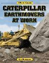 Kniha CATERPILLAR EARTHMOVERS AT WORK