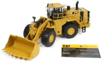 Caterpillar 988K Wheel Loader-0