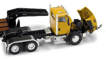 Caterpillar CT660 On-Highway Truck With Lowboy Tra-0
