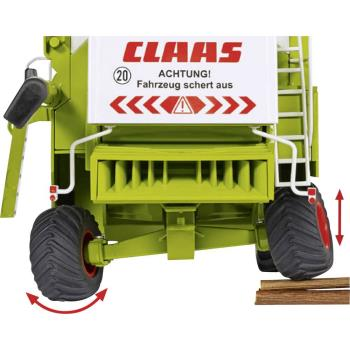 Claas combine harvester Commandor 116 CS-2
