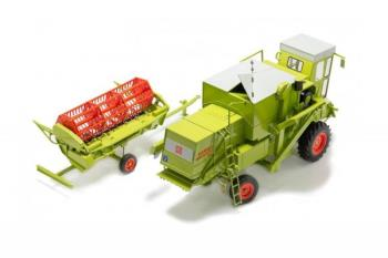 Claas Dominator 85 with Cabine-1