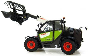 Claas Scorpion 6030 with bucket-3
