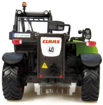 Claas Scorpion 6030 with fork-1