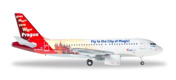 "CSA  A319 ""Prague - City of Magic"