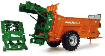 DANGREVILLE EVT11 WITH 2 REAR ACCESSORIES -0