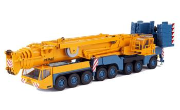 DEMAG AC 500-2 SSL-CLASS Telescopic crane DEMAG