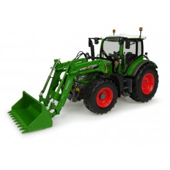 Fendt Vario 516 with front loader-1