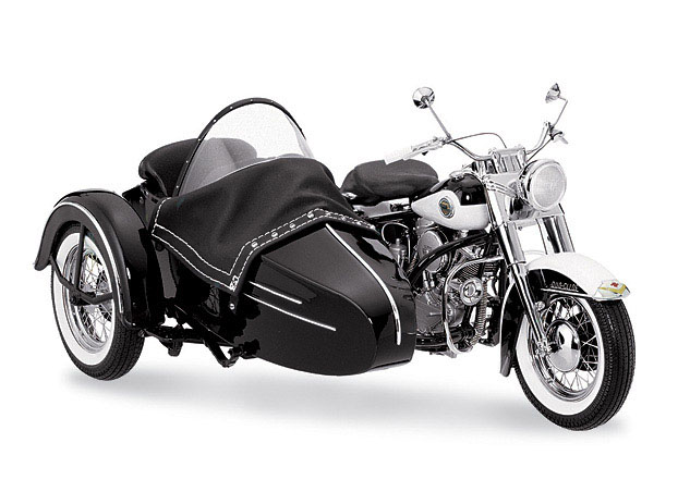 Harley-Davidson 1958 Duo-Glide with Si
