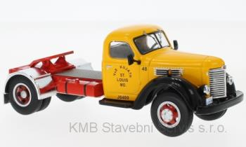 IHC KB 7, orange/black 1:43