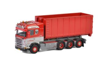 Kim's Container; SCANIA STREAMLINE HIGHLINE 8x4 +