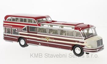 Krupp SW O 480,red/dark red 1:43
