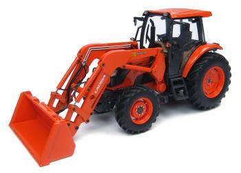 KUBOTA M9960 AVEC CHARGEUR FRONTAL