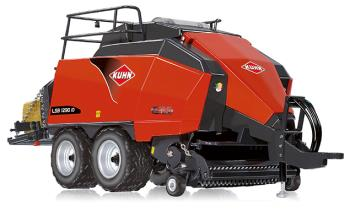 Kuhn High-density baler LSB 1290 iD
