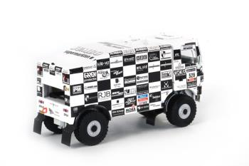 Lammers Racing 2014 GINAF Rally Truck-0