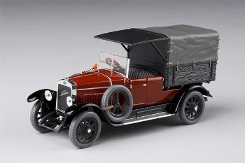 Laurin Klement Combi Body 1927 Dark Brown