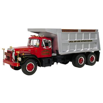 "Mack dump truck ""Brockway Transport"""