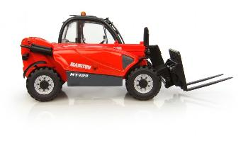 Manitou MT 625 T Confort with fork-1