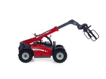 Massey Ferguson 9407 Telehandler with Bale Clamp -0