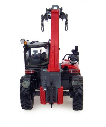 Massey Ferguson 9407 Telehandler with Bale Clamp -1