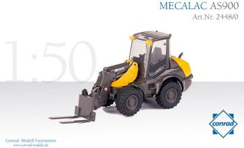 MECALAC Swing loader AS900