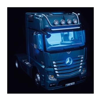 Mercedes Benz ACTROS 4x2 truck tractor scale 1:18-6