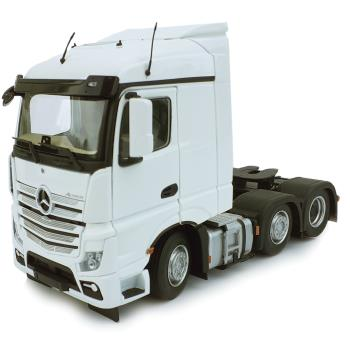 Mercedes-Benz Actros StreamSpace 6x2 truck tractor, white