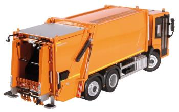 Mercedes-Benz Econic with Faun Variopress Garbage -0