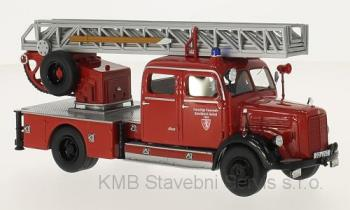 Mercedes L 3500 DL 25 Metz, volunteers fire brigad