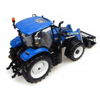 New Holland T6.145 avec chargeur 740TL-1