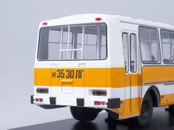 PAZ 32051, weiss/orange City Bus,-1