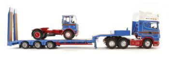 Scania R Step Frame Trailer and Atkinson Borderer -1