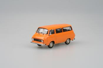 Škoda 1203 Mikrobus Orange