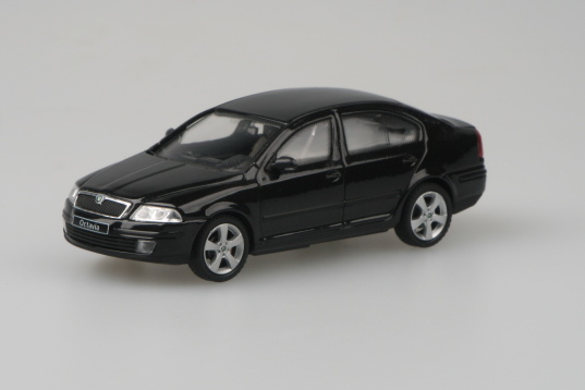 Škoda Octavia 2004 Black Magic