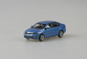 Škoda Rapid Denim Blu