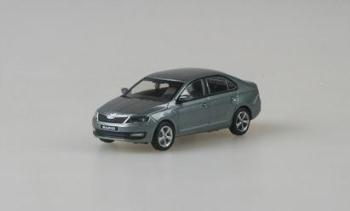 Škoda Rapid Platin Grey