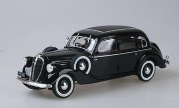 Škoda Superb 913 1938 1:18 Black